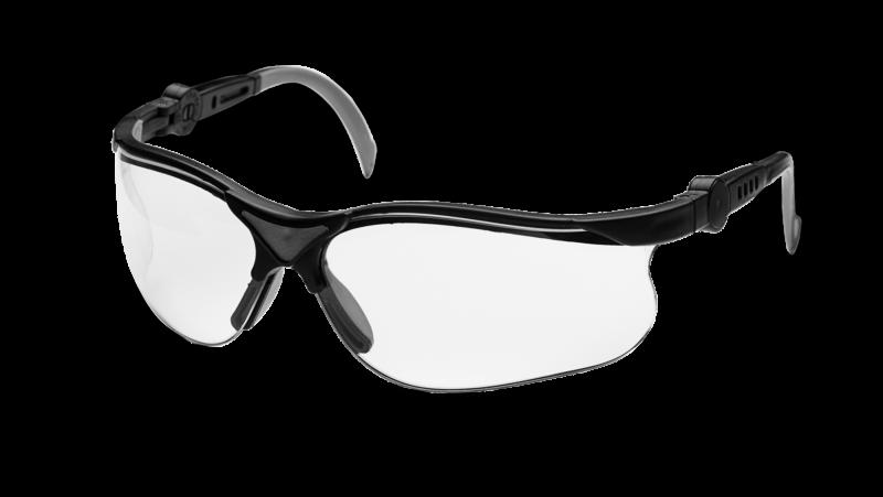 Lunettes de protection, transparentes X